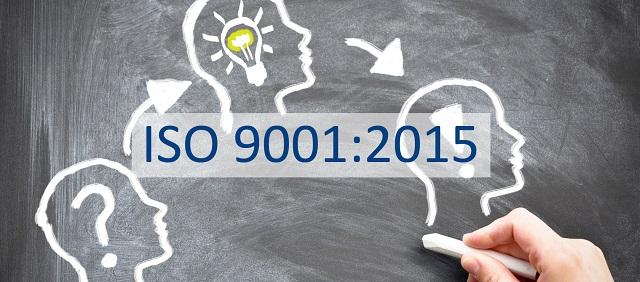 ĐỘT PHÁ CỦA ISO 9001:2015